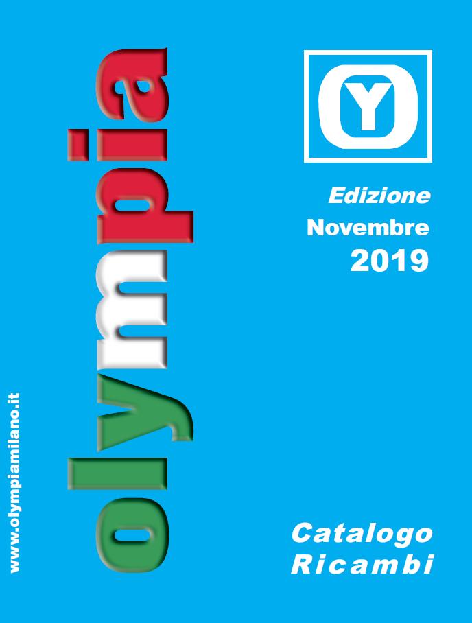 Olympia Milano - Catalogo 2019
